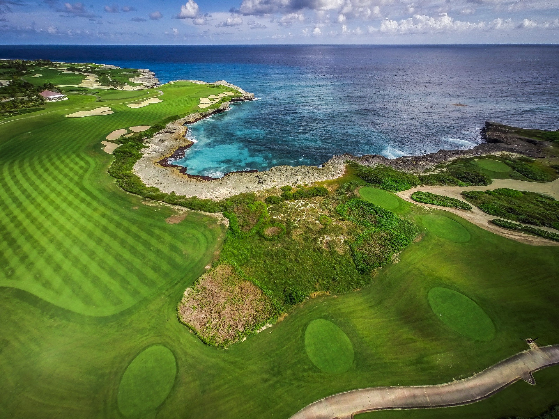 Puntacana Resort & Club is home to the Caribbean's ultimate beach ...