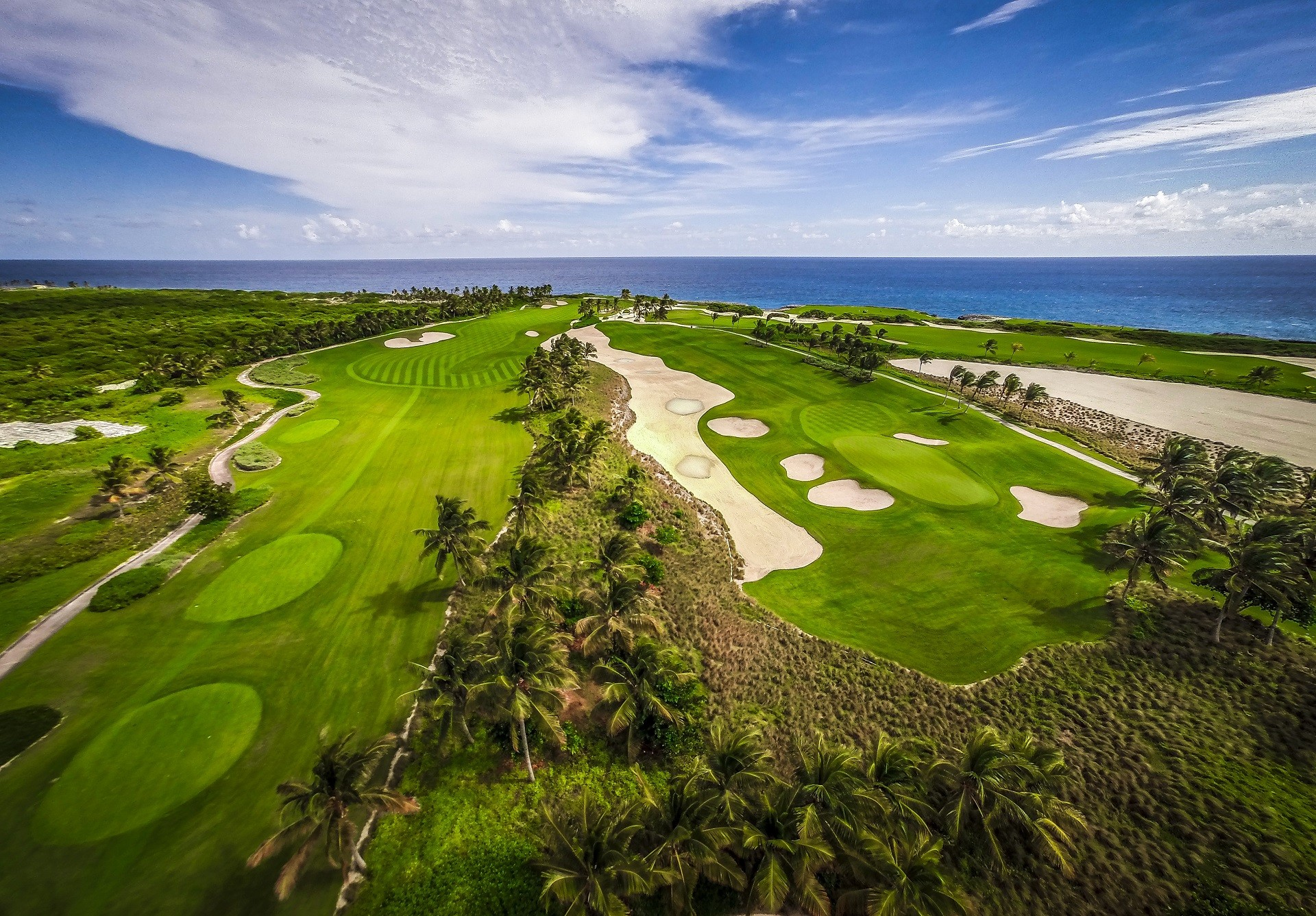Puntacana Resort & Club is home to the Caribbean's