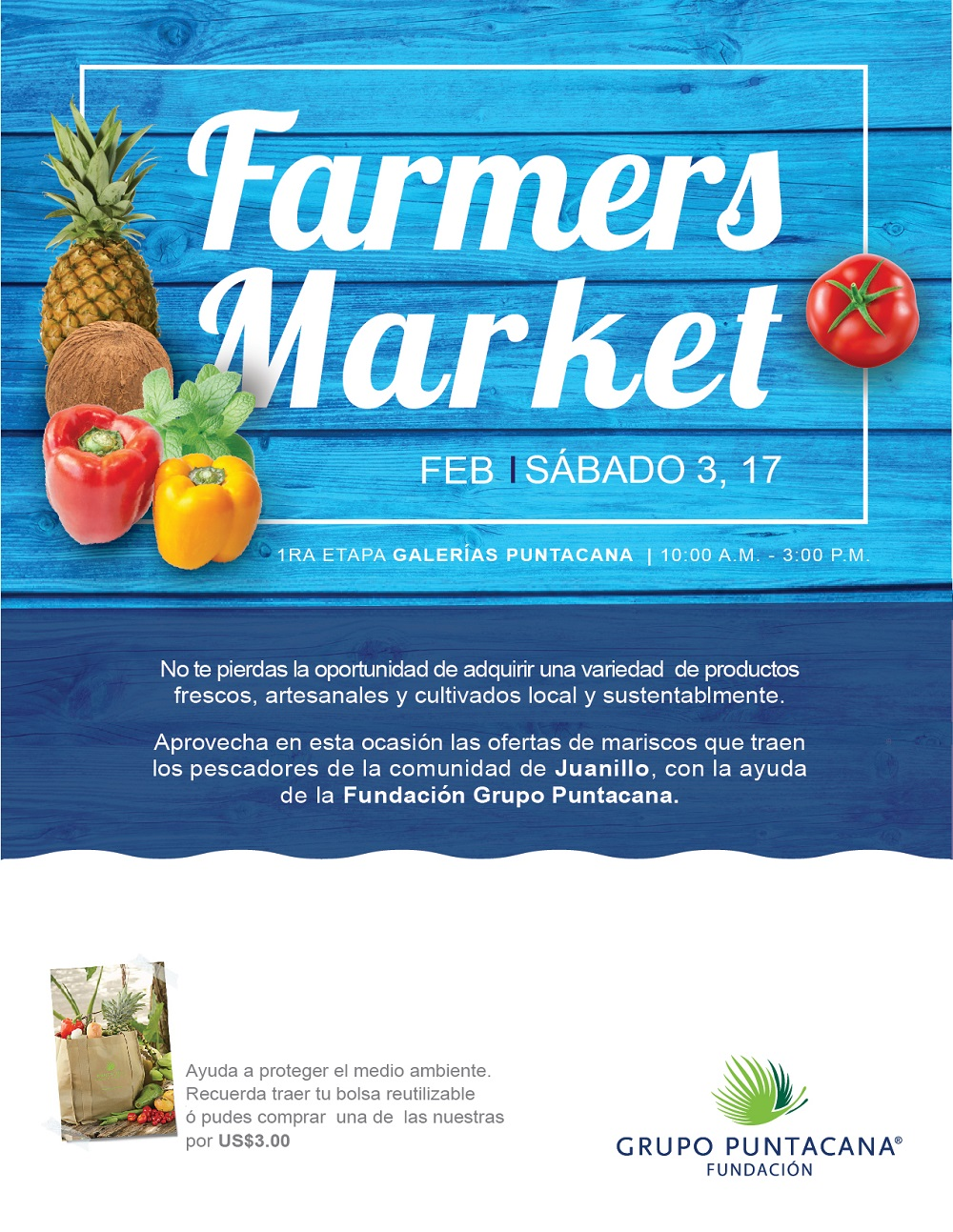 Farmers Markets - Febrero