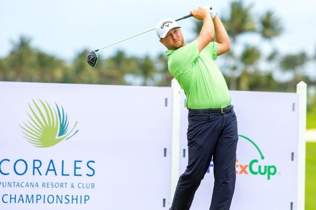 Garnett lidera el Corales Puntacana Resort & Club Championship PGA TOUR Event