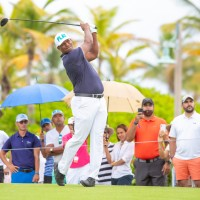 Dominicano Julio Santos llega a la final del Corales Puntacana Resort & Club Championship