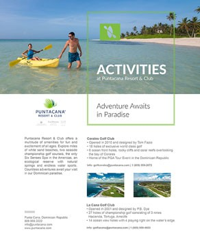 Puntacana Resort & Club Activities