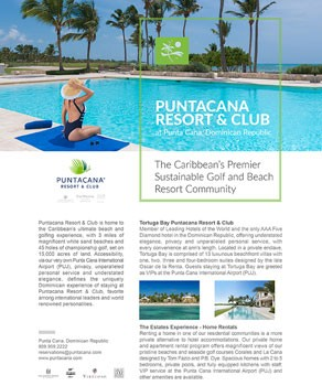 Puntacana Resort & Club Overall