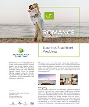 Puntacana Weddings