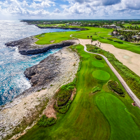 Welcoming the first PGA TOUR of the Dominican Republic